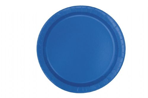Royal Blue 22cm Plates